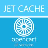 Jet Cache - быстрая система кеширования для вашего магазина