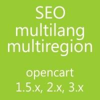 SEO мультиязык / мультирегион